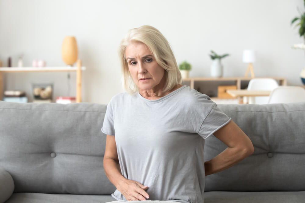Back Pain & Pelvic Pain